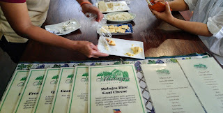 malagos farm cheese tasting mels davao food tour