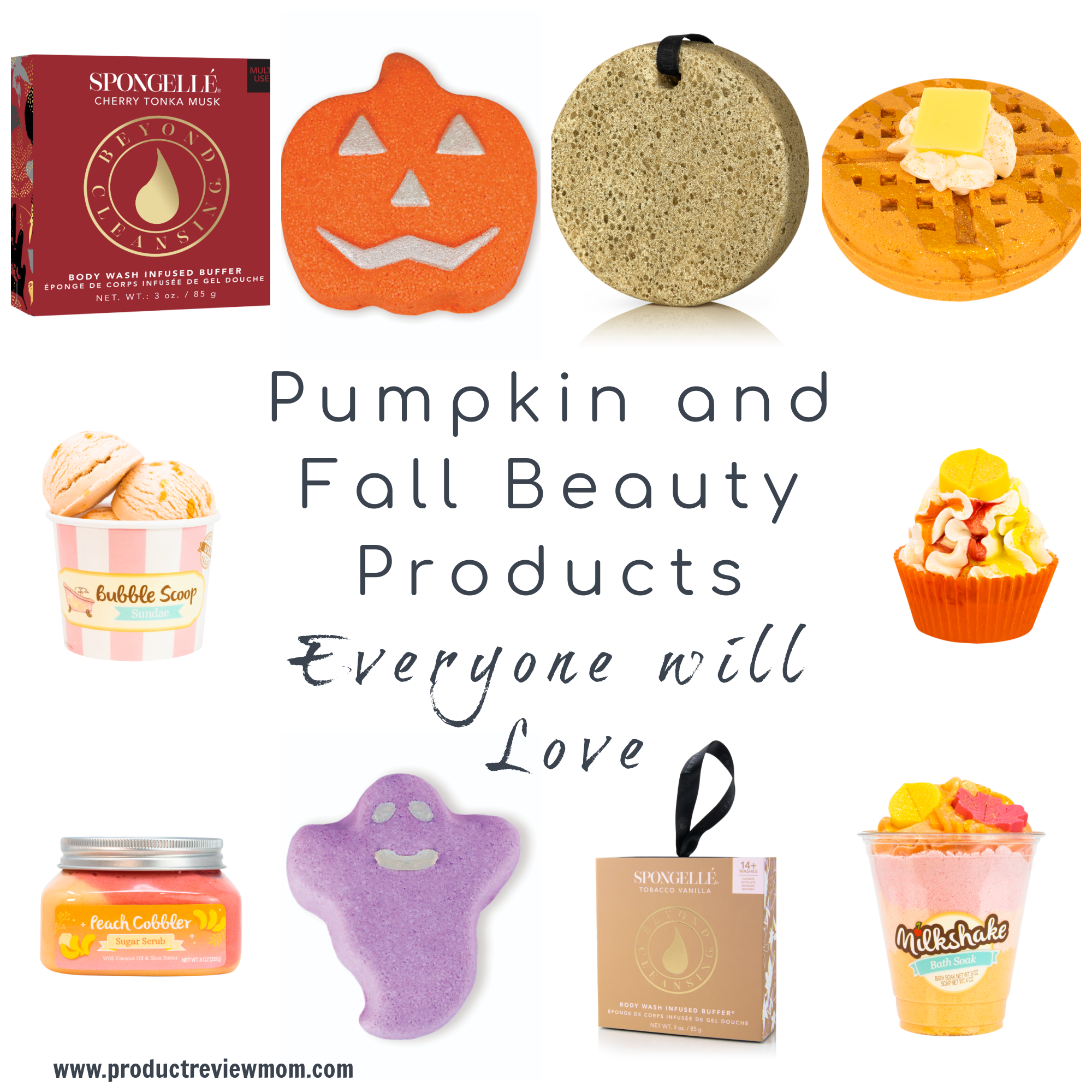 Pumpkin and Fall Beauty Products Everyone will Love