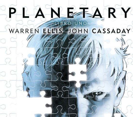 Planetary, De Warren Ellis