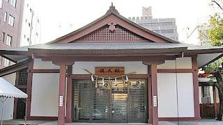 人文研究見聞録:御霊神社 [大阪府]