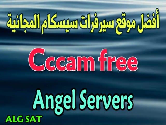Angel Servers- Cccam-Free- سيرفرات سيسكام المجانية