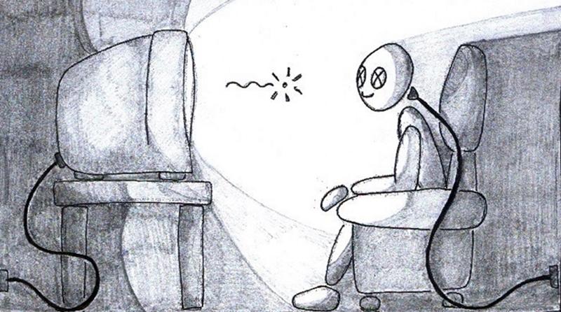 A televisão é o meu pastor e tudo me faltará