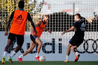 Todo está listo para enfrentar al Valencia