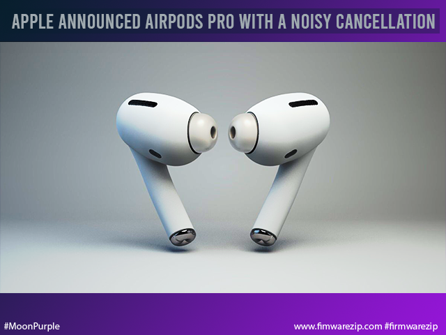 Apple AirPods Pro noisy Cancellation