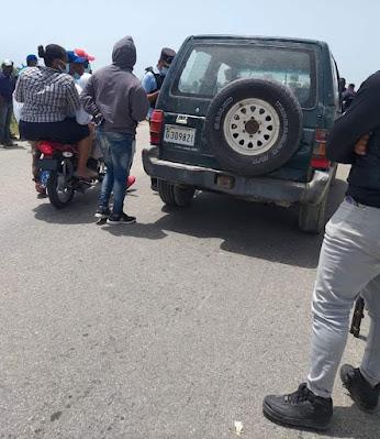 TAMAYO: Encuentran muerto dentro de su vehículo a hacendado agrícola.
