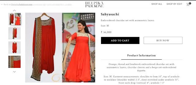 deepika padukone_chennai express dress_ichhori.com.webp