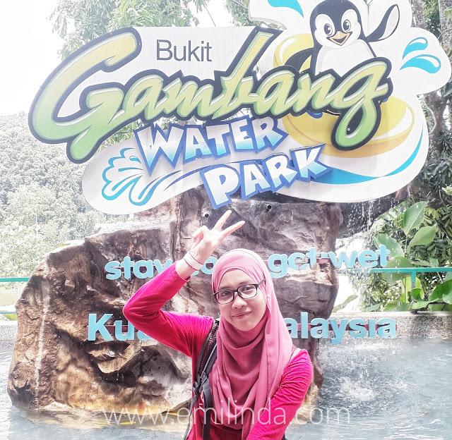 Aktiviti-Aktiviti Menarik Yang Saya Dan Rakan-Rakan Lakukan Di Bukit Gambang Resort City (BGRC)