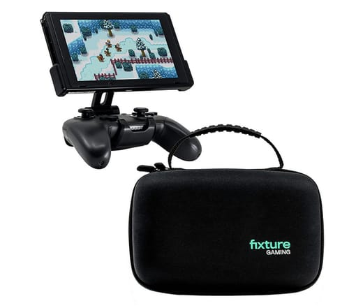 Fixture S1 Controller Clip Mount for Nintendo Switch
