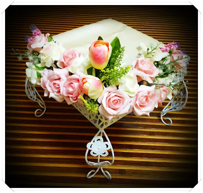 ... Gifts For All Occasion: Sweet Soft Pinky Wedding Gift: Gubahan