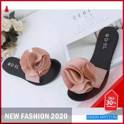 MRTT156S27 Sandal spon Selop bunga Keren BMGShop