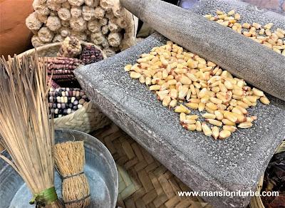 Molcajete, utensilio de Cocina Tradicional Mexicana