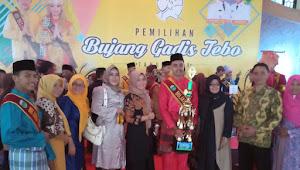 Mahasiswa IAI Tebo Juara I Pemilihan Bujang Gadis Tebo 2019