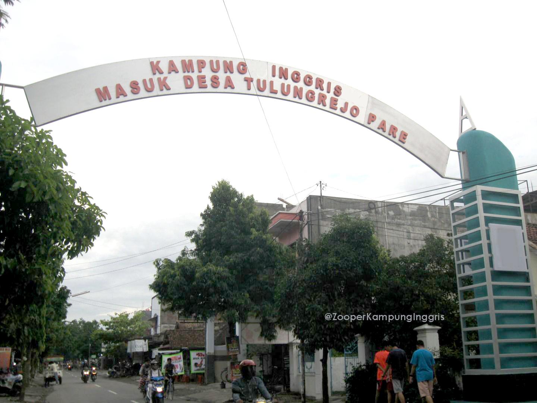 Travel Pare Tulungrejo Kediri Jawa Timur