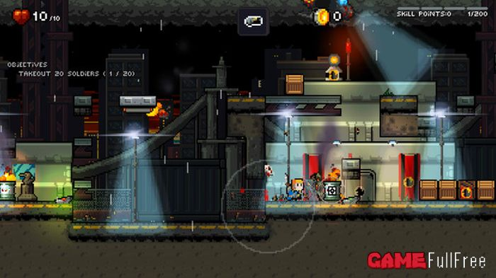 Gunslugs 3:Rogue Tactics