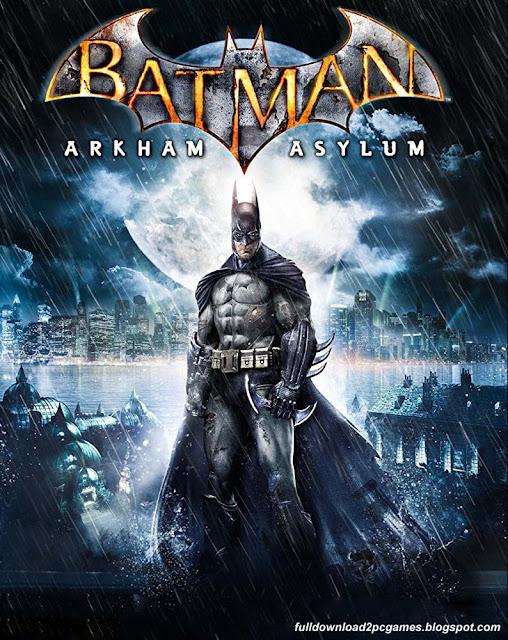 Batman: Arkham Asylum Game of the Year Edition Free Download