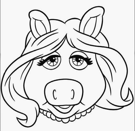 fragle rock coloring pages - photo#26