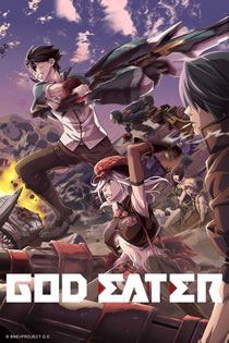 Anime God Eater Legendado