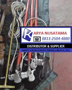 Distributor asli Grounding Set Redzona 150kv di Lampung