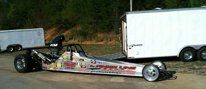 Kentucky Facebook Vehicles For Sale: Complete Drag Racing Package
