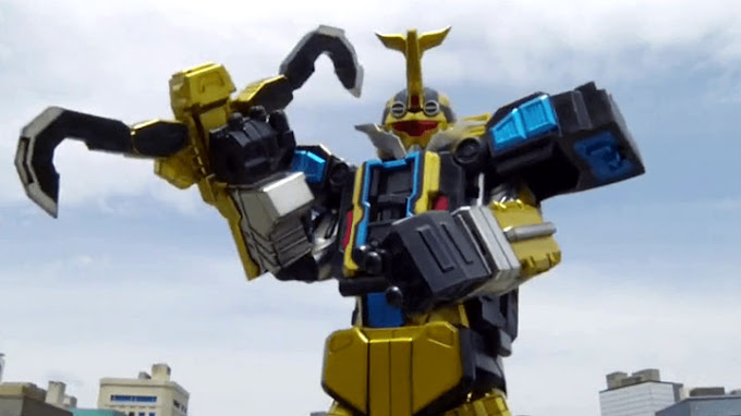 Power Rangers Beast Morphers Episode 11 Subtitle Indonesia