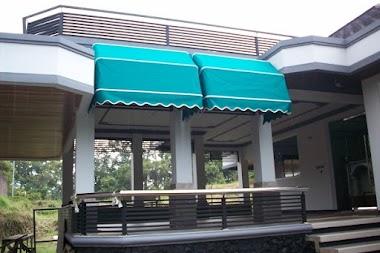 Ini Dia 4 Manfaat Canopy Kain Untuk Bangunan Anda