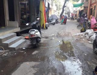 पेटलावद नगरीय प्रशासन मस्त और जनता त्रस्त
