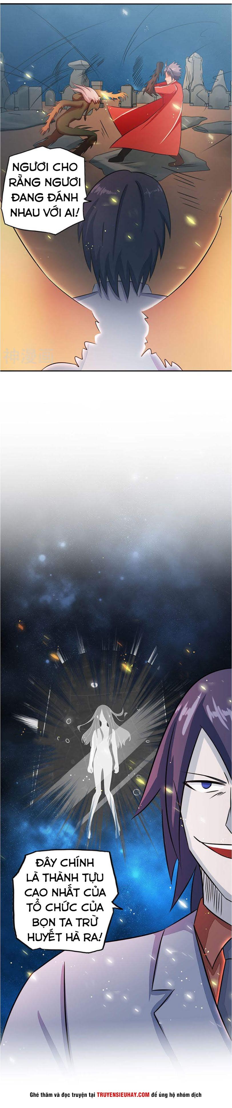 Địa Ngục Này Ta Mở Ra Đấy Chapter 72 video - Hamtruyen.vn