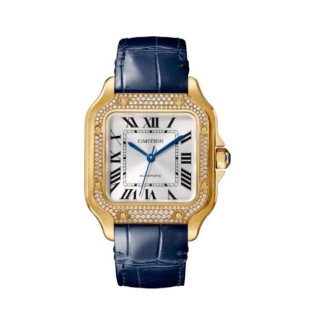 ساعة كارتييه
