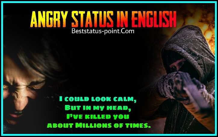 Angry_Status_in_English