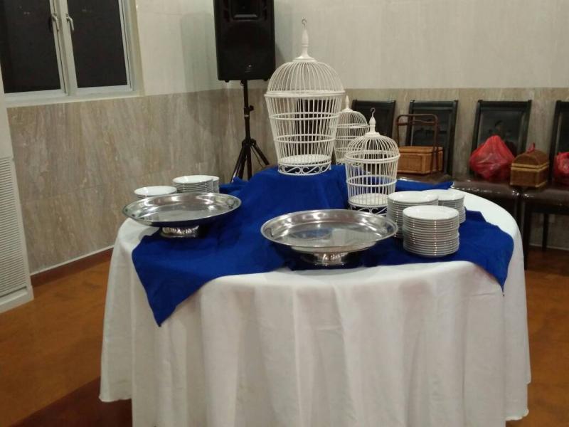 Prasmanan Halal Bi Halal Kantor Catering Jakarta Selatan