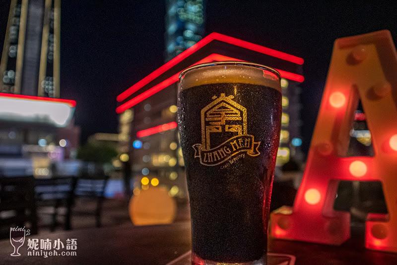 【微風松高美食】掌門精釀啤酒。信義區露天景觀啤酒餐廳
