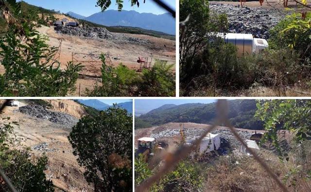 Θεσπρωτία: Δεν υπάρχει πλέον κανένα πρόβλημα με τον ΧΥΤΑ Καρβουναρίου, λέει η διαχειρίστρια εταιρία