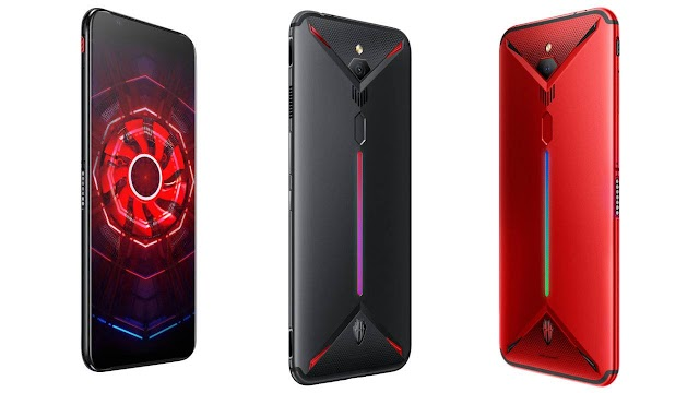 New Nubia Red Magic 3 Gaming Phone Price and specifications