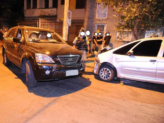 Resultado de imagem para Ladrão é assaltado enquanto roubava carro de casal em Porto Alegre