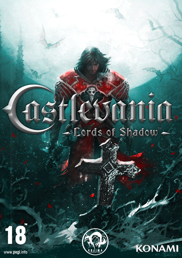 Castlevania Lords of Shadow Download Cover Free Game