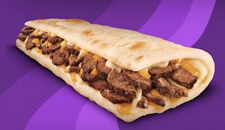 Taco Bell Triple Steak Stack [Review] - Fast Food Geek