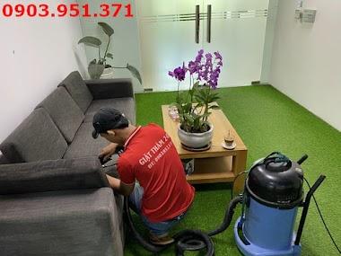 Giặt Ghế Sofa Tại Nhà Quận Tân Phú