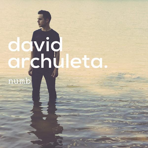 David Archuleta - Numb - Single Cover