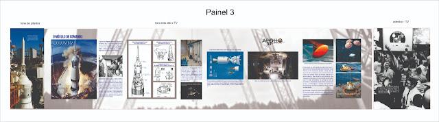 """Planetário  de Brasília recebe exposição """"Missão Apollo 11"""""""