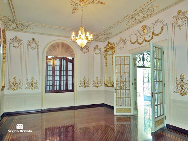 Palacete Violeta (Sala Dourada)