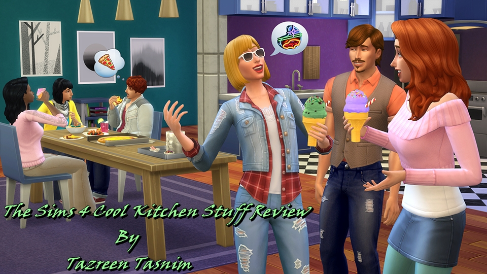 The Sims 4 Cool Kitchen Stuff Review