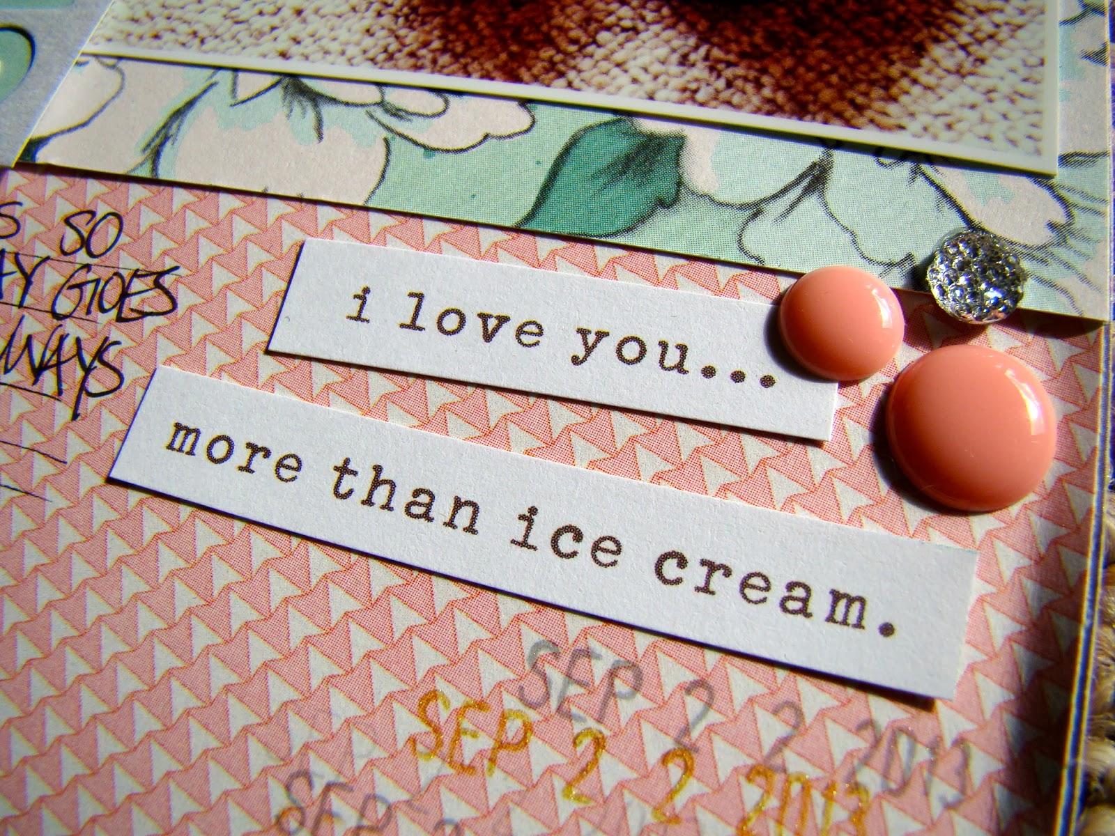 Piperloo: I Love You More Than Ice Cream