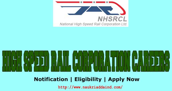 high speed rail corporation notification