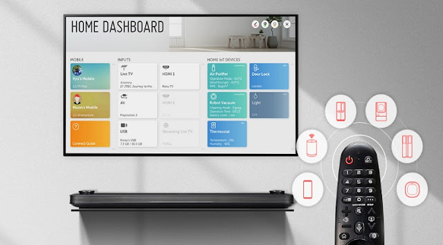 Smart Tivi LG 4K 43 inch 43UM7600PTA