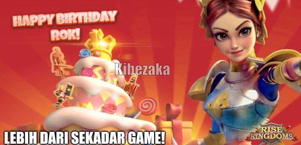 ulang tahun rise of kingdoms