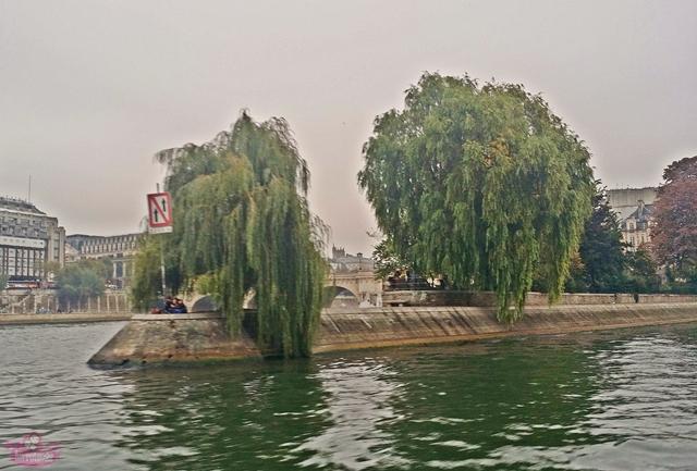 Paris - Île de La Cité e seus atrativos