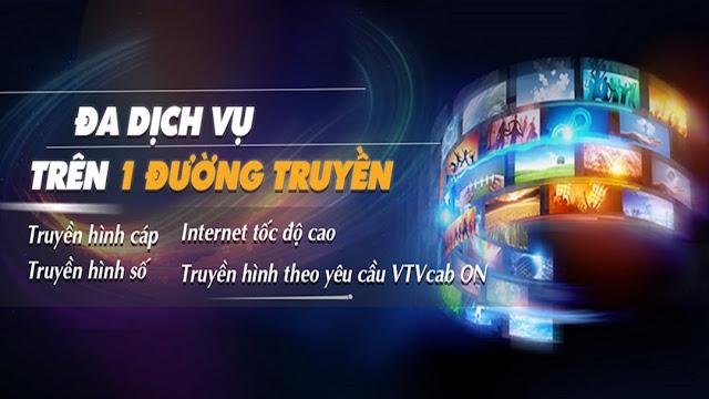 Lắp truyền hình cáp VTVcab Cam Lâm- Lắp internet wifi VTVcab Cam Lâm