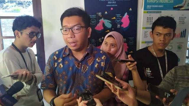 Perppu KPK Belum Terbit karena Proses di MK, ICW: Rakyat Kena PHP Jokowi