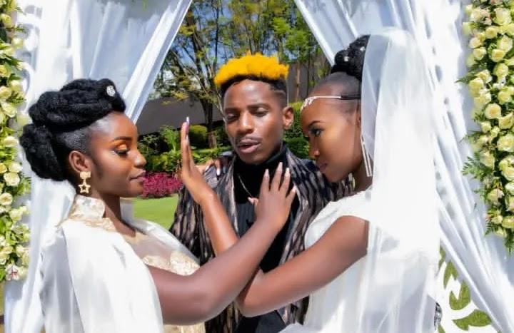 Eric Omondi Finally Speaks On Why He 'Married' Carol Kamweru
