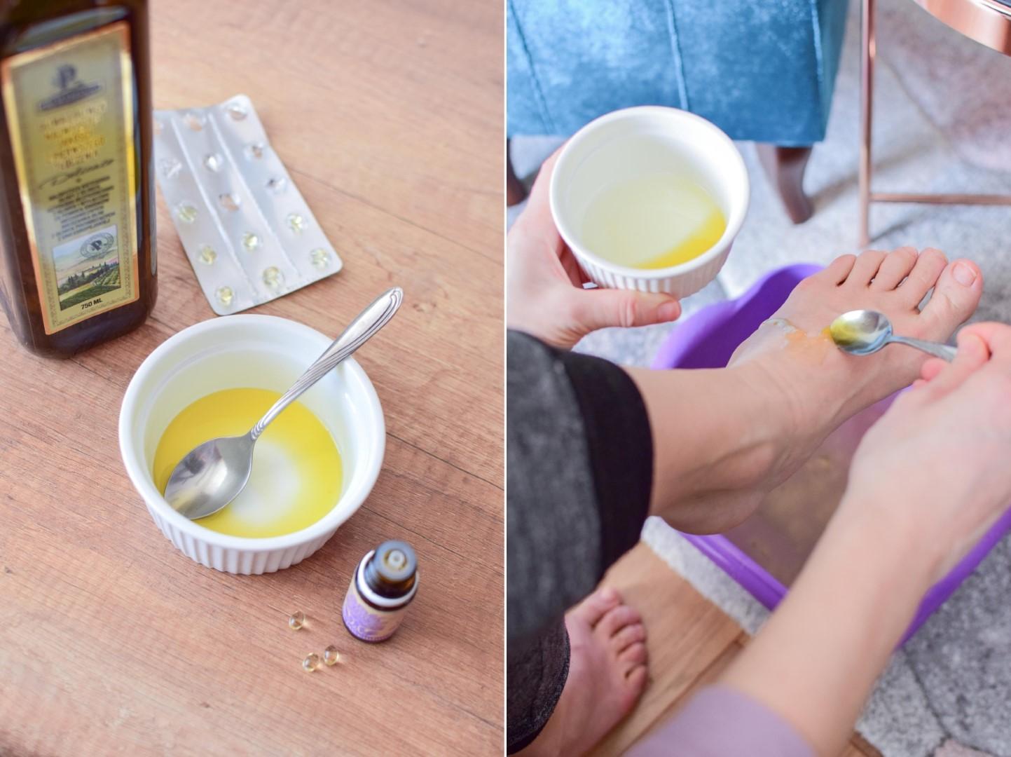 domowe_spa_regeneracja_stóp_zabieg_przepis_blog_kąpiel_peeling_masaż